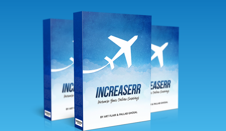 Increaserr Pro WSO Training Formula by Art Flair