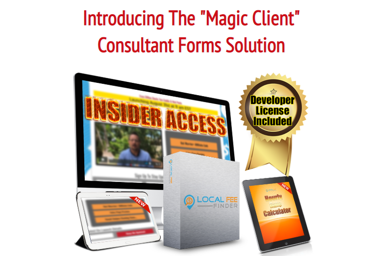 Local Fee Finder WSO Software by Nick Ponte