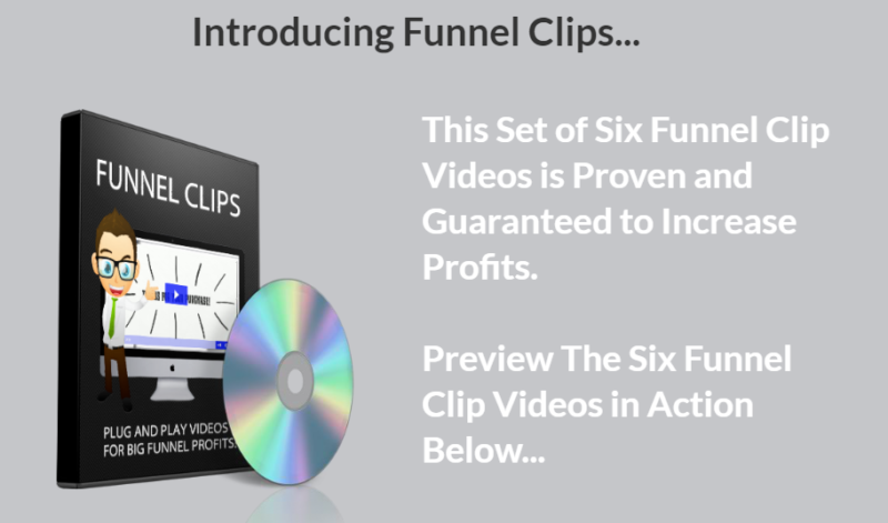 Funnel Clips Done for You Funnel Videos with PLR