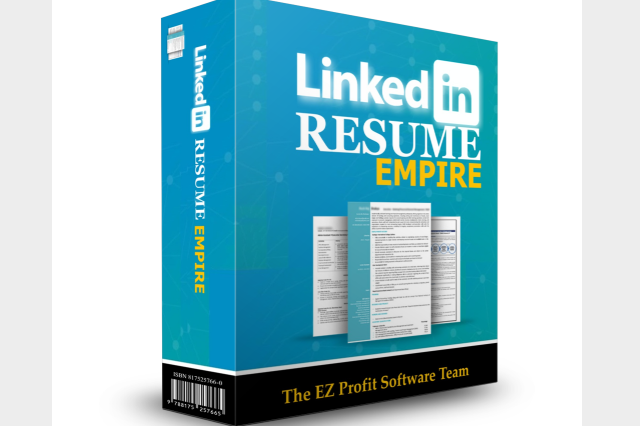 LinkedIn Resume Empire WSO System by Lee Cole