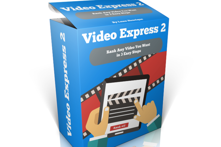 Video Express 2.0 Ranking Software by Luan Henrique