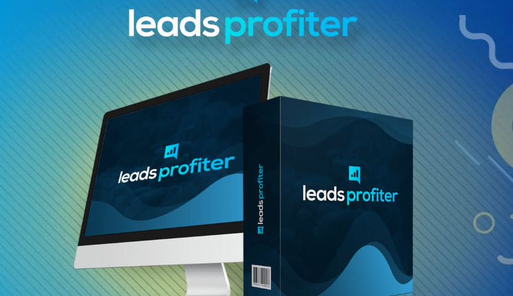 LeadsProfiter Pro Lead Software by Victory Akpos