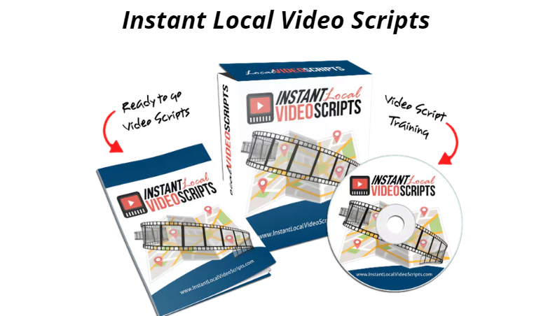 Instant Local Video Scripts WSO by Chrissy Withers