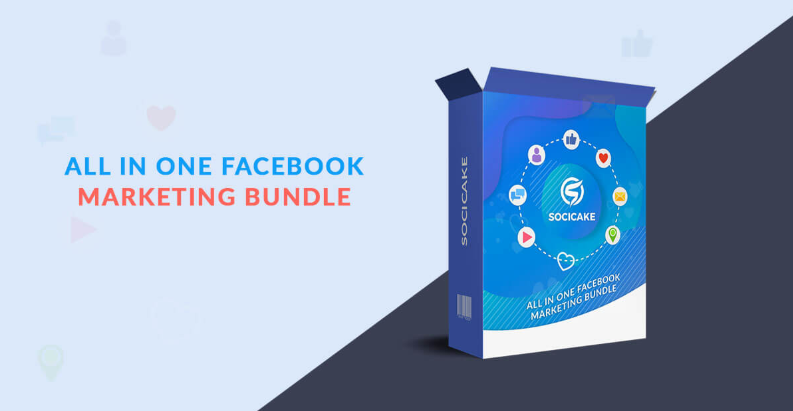 Socicake Traffic Bundle Pro Software by Mario Brown