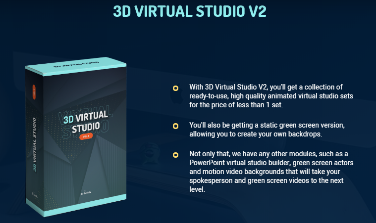 3D Virtual Studio Pro by Levidio