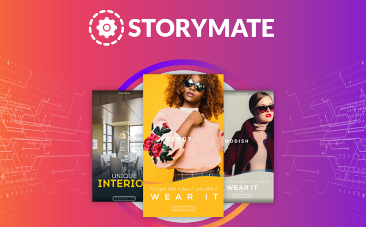 Storymate Pro Luxury Software by Luke Maguire
