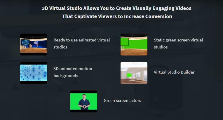 3D Virtual Studio Pro & OTO by Levidio
