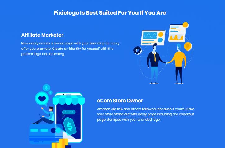 PixieLogo Commercial Software & OTO by Daniel Adetunji