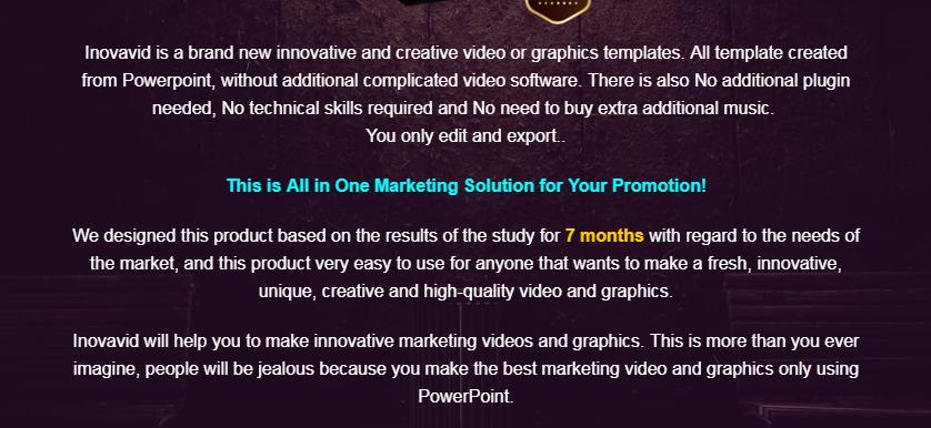 Inovavid Powerpoint Templates by Arifianto Rahardi