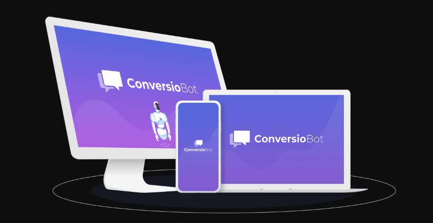 ConversioBot PRO Chatbot Software & OTO by Simon Wood