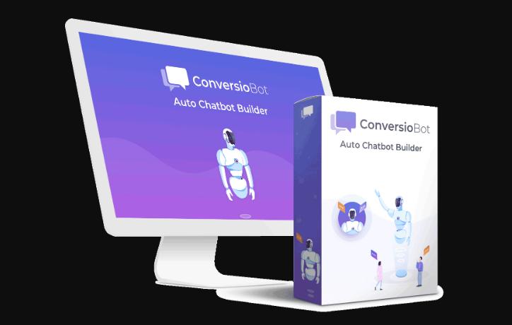 ConversioBot PRO Chatbot Software & OTO Upsell by Simon Wood