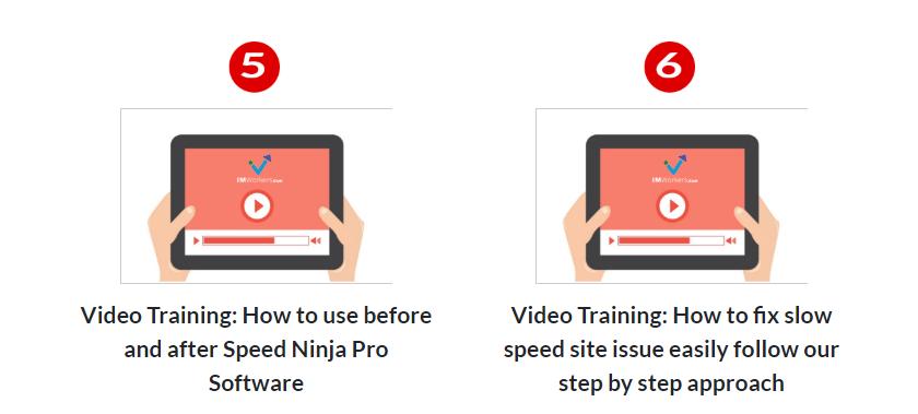 Speed Ninja Pro Software System by Mo Taqi