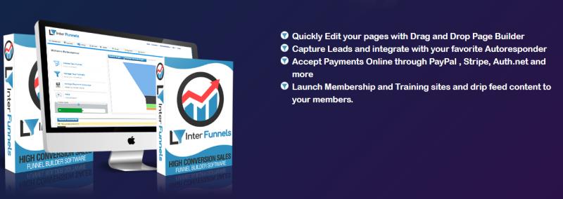 InterFunnels Agency Software System & OTO by Bobby Shahzad