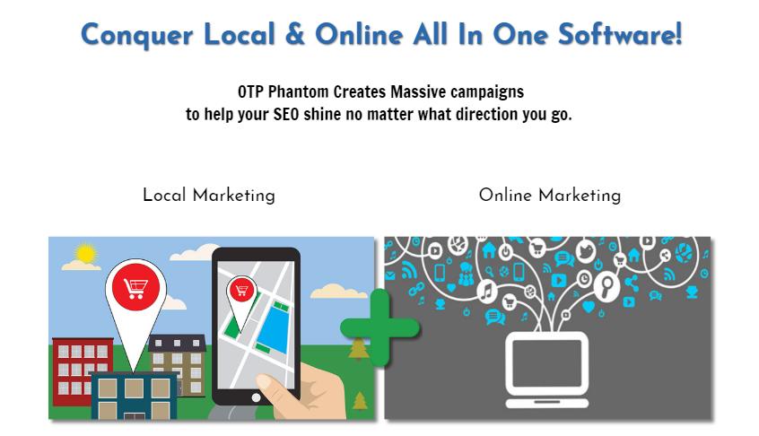 OTP Phantom - Organic Traffic Platform