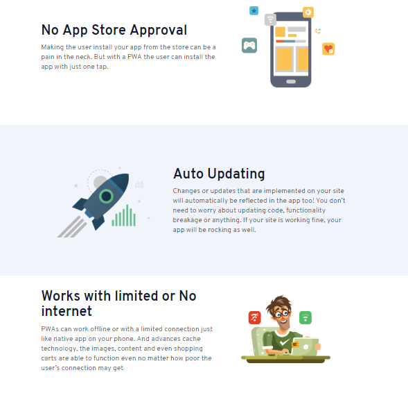 Progressive Apps Builder Pro Software by Simon Warner