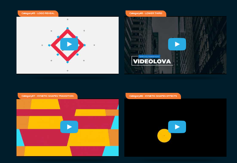 Kynetico Videolova Templates Pack By Maghfur Amin