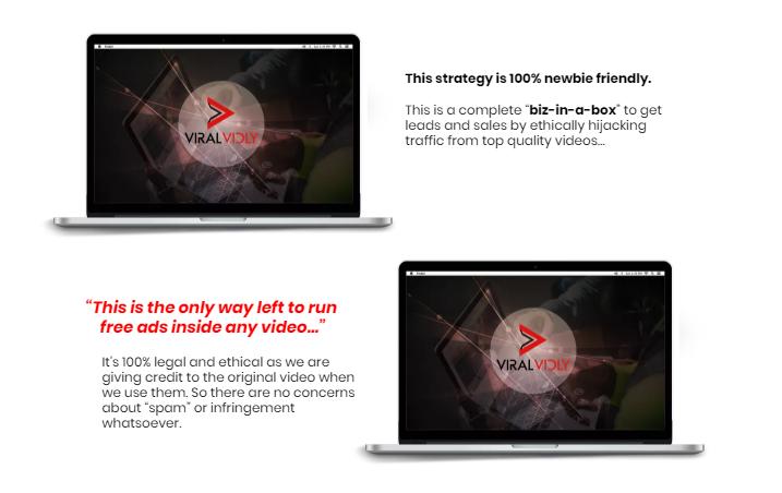 Viral Vidly Pro Software by Ali G