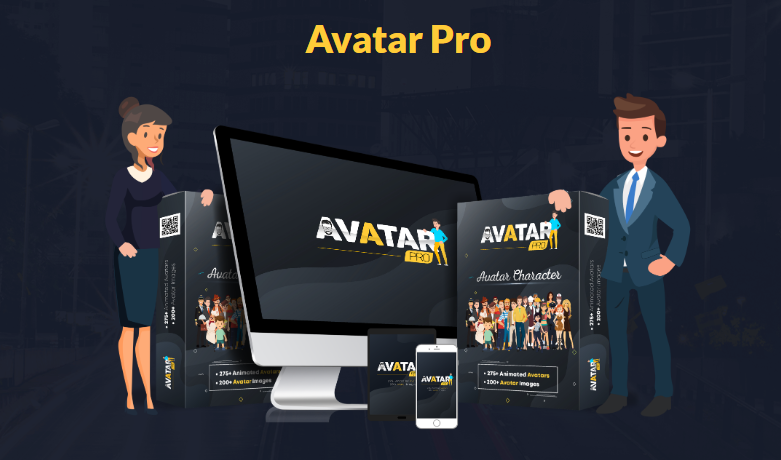 Avatar Pro Animation Pack by Firelauncher