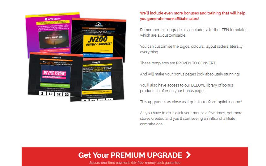 Commission Shortcut GOLD Premium Version OTO