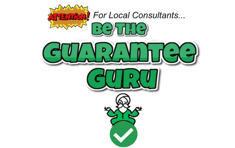 Guru Guarantee Badge Dollars System by Mo Taqi