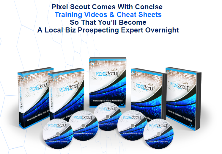 Pixel Scout App Software & OTO by Todd Spears
