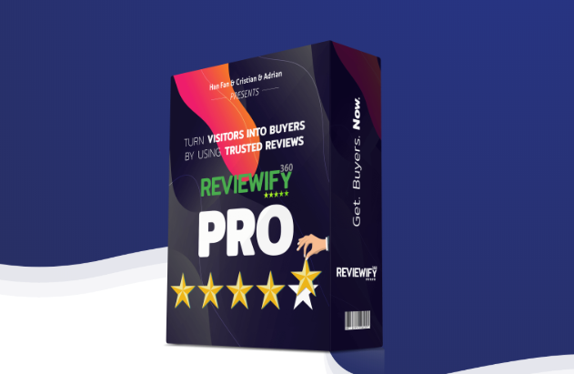 Reviewify360 PRO Upgrade Version OTO