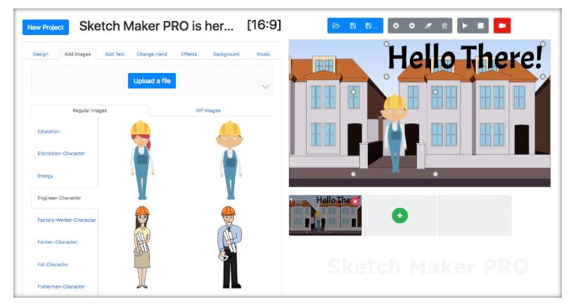 Sketch Maker PRO Software by Jimmy Mancini