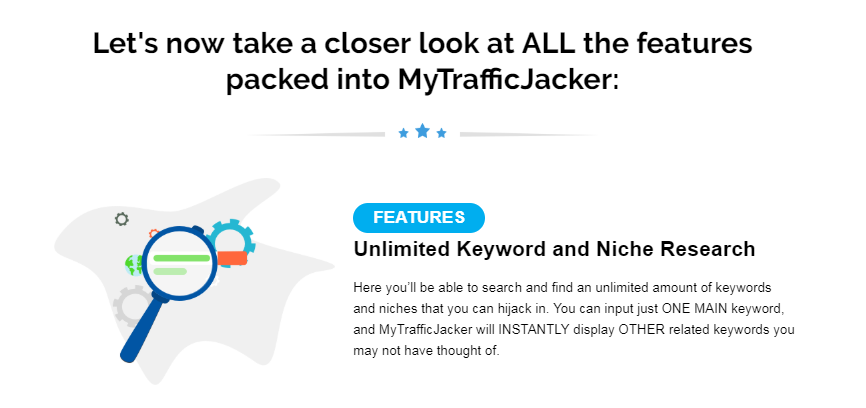MyTrafficJacker Pro Software & OTO by Joshua Zamora