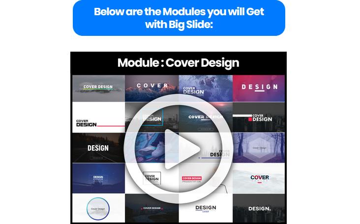 Big Slide Video Creation Toolkit Bundle