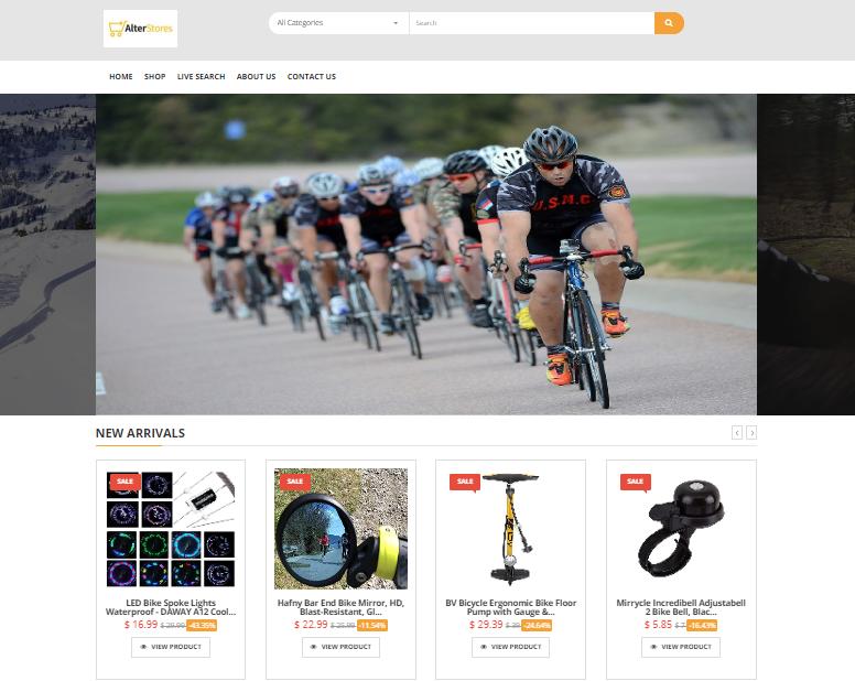 AlterStores eCom Software & Training System