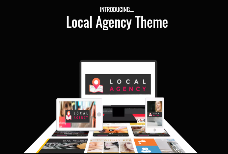 Local Agency Theme System WSO by Vick Carty