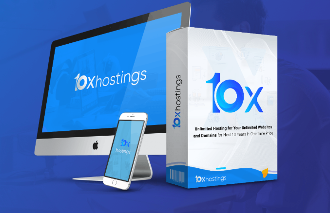 10XHostings Commercial Premium Hosting by Jay Sharma