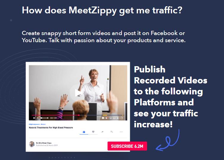Meetzippy Video Conference Software & OTO by Madhav Dutta