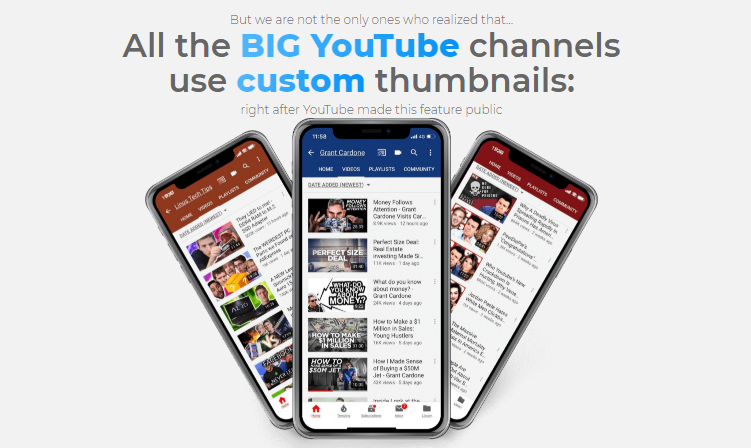 Thumbnail Blaster Pro Software by Vlad-Stoica