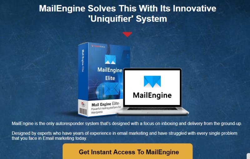 MailEngine WP Autoresponder Software & Upsell by Cyril Gupta