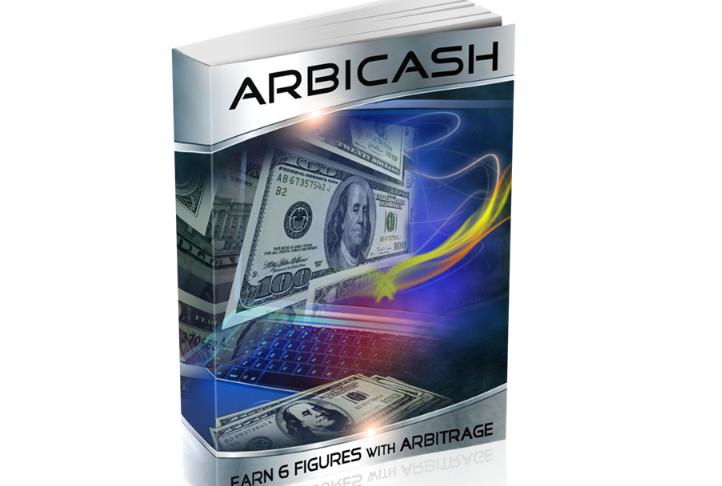 ArbiCash Pro Training System by Eric Holmlund