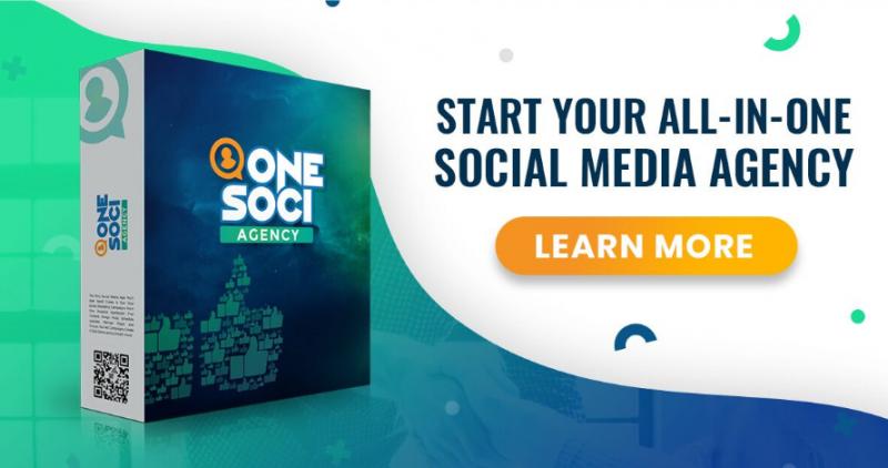 OneSoci Pro Agency Software by Martin Crumlish