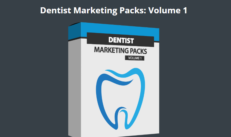 Dentist Marketing Packs PLR Package by Simon Lim