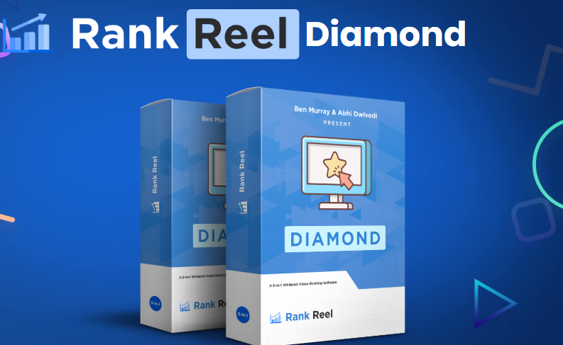 RankReel Diamond Version Upgrade OTO by Abhi Dwivedi