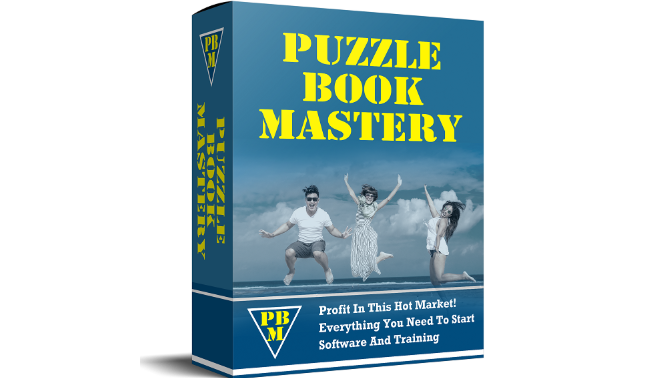Puzzle Book Mastery WSO Software by Ken Bluttman