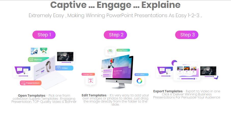 Presentazy Templates 1.0 Package by Azam Dzulfikar