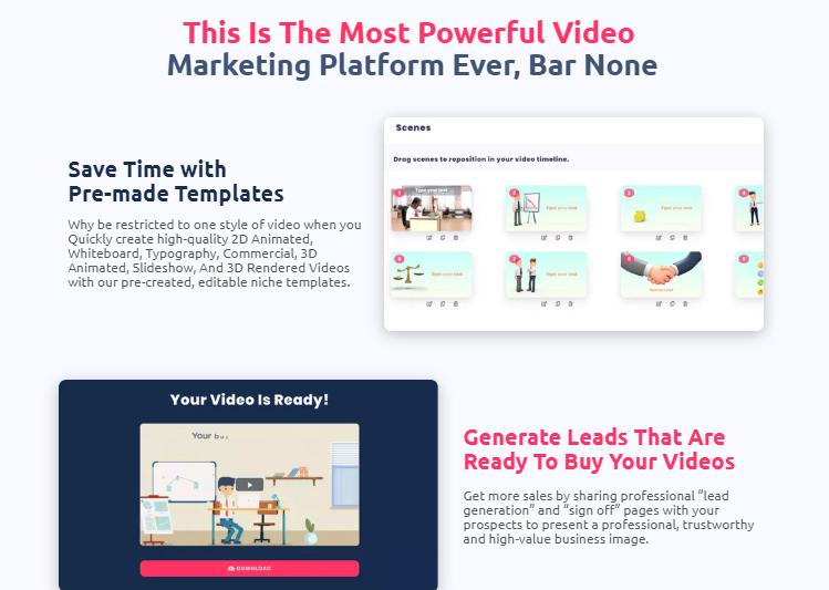 Videyo Commercial Video Creator & OTO by Ryan Phillips