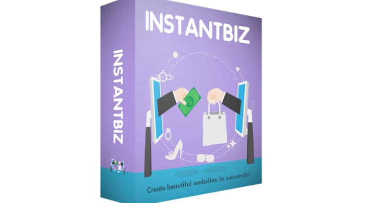 InstantBiz Web Builder by Radu Hahaianu