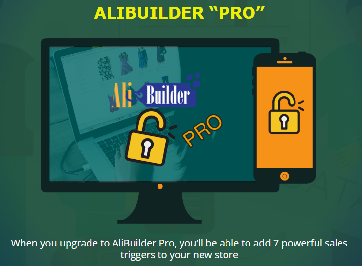 AliBuilder PRO Version Upgrade OTO by Abel Chika