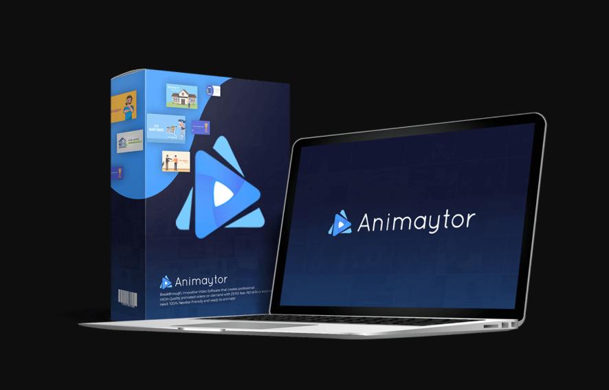 Animaytor OTO Upsell Animation Video Studio by Brett Ingram