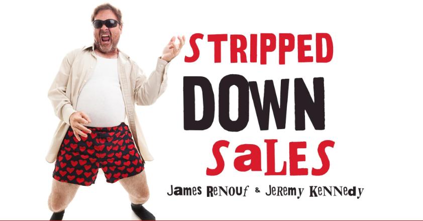 Stripped Down Sales WSO System by James Renouf & Jerremy Kennedy