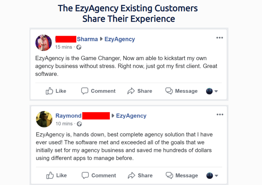 EzyAgency DFY System OTO Upsell by Seun Ogundele