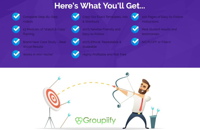 Groupiify WSO OTO Upsell System
