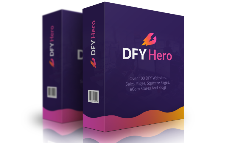 DFY Hero Deluxe OTO Upsell Package by Cindy Donovan