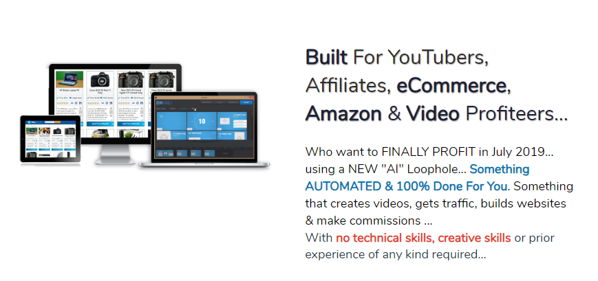 Affiliate AI Bots Software OTO Upsell by Rich Williams Review – Best